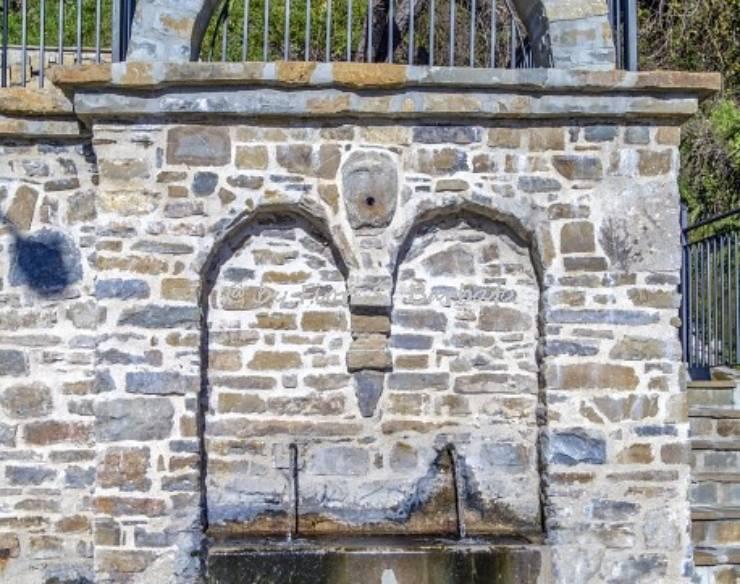 La fontana vecchia
