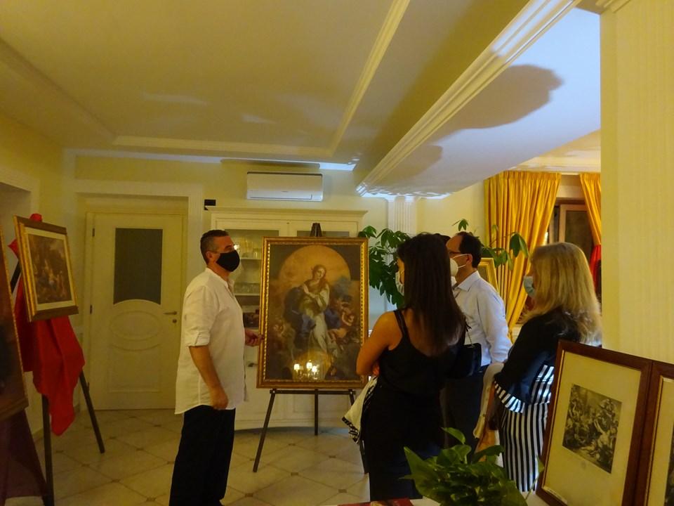 Paolo De Matteis, pittore del seicento espone in Castelnuovo Cilento